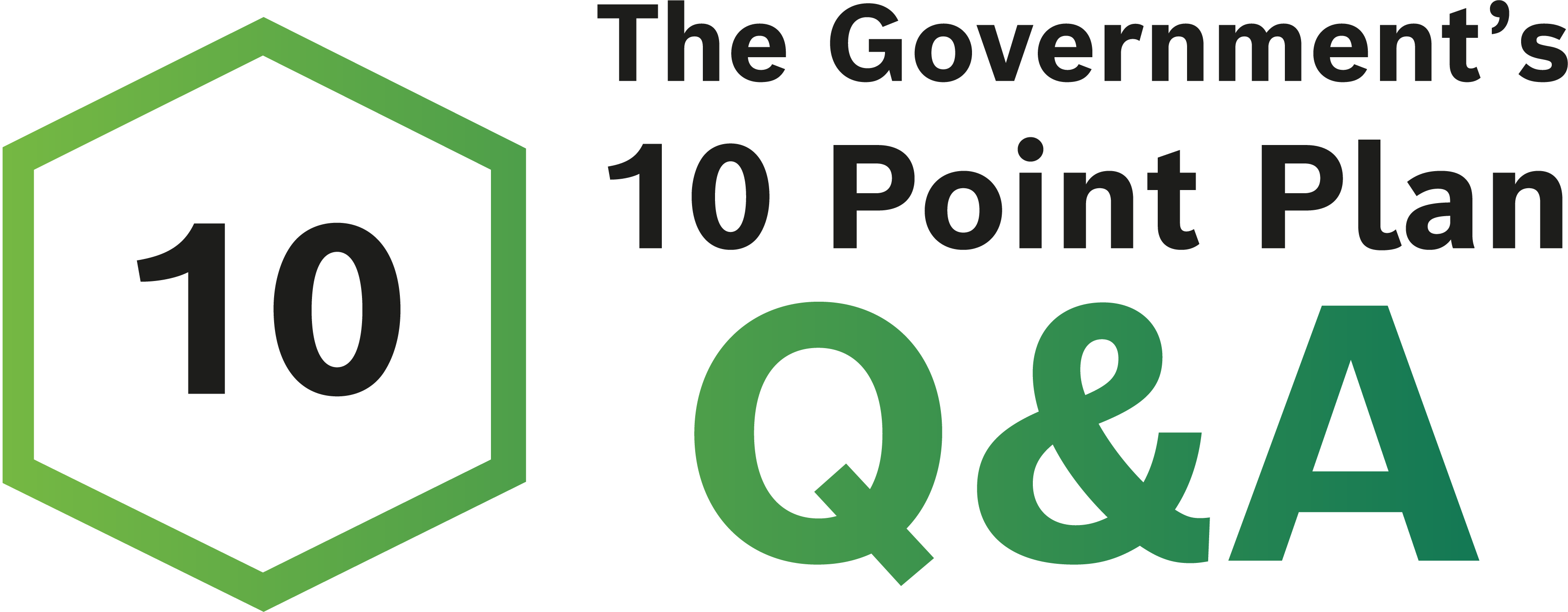 10 point green plan
