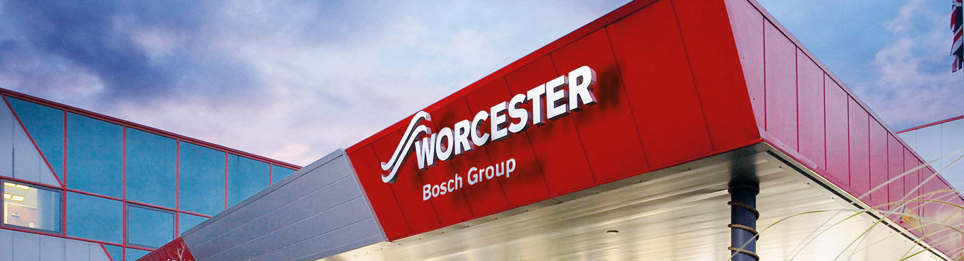 Photo of Worcester's head office reception,