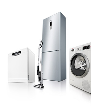 Photo of some bosch appliances