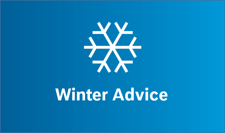Winter Advice