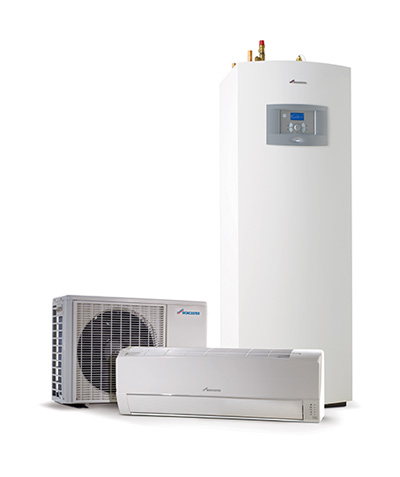 Greenstore heat pumps