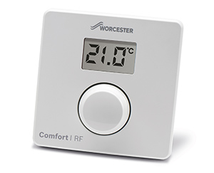 Room thermostat example