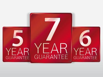 Extended guarantee promo