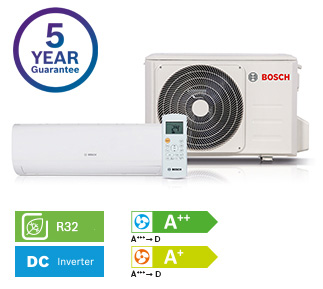 Bosch Air Conditioning Units