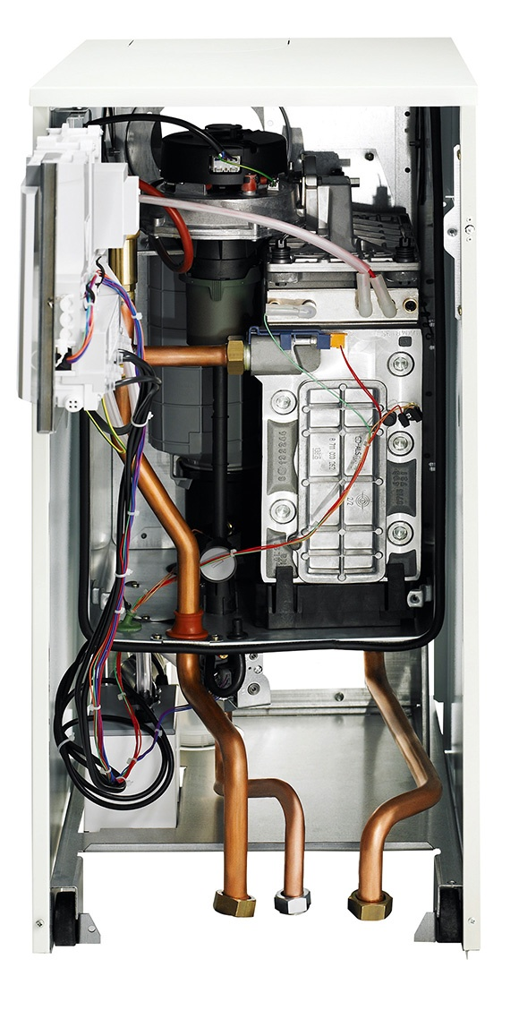 wiring diagram � internal view