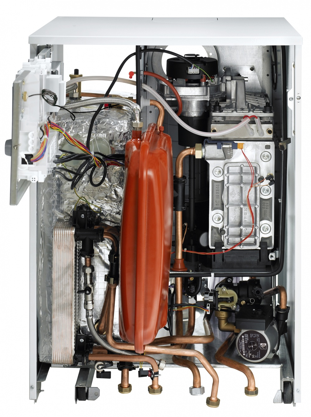 With Central Heating Wiring Diagram On Oil Boiler Wiring Diagram