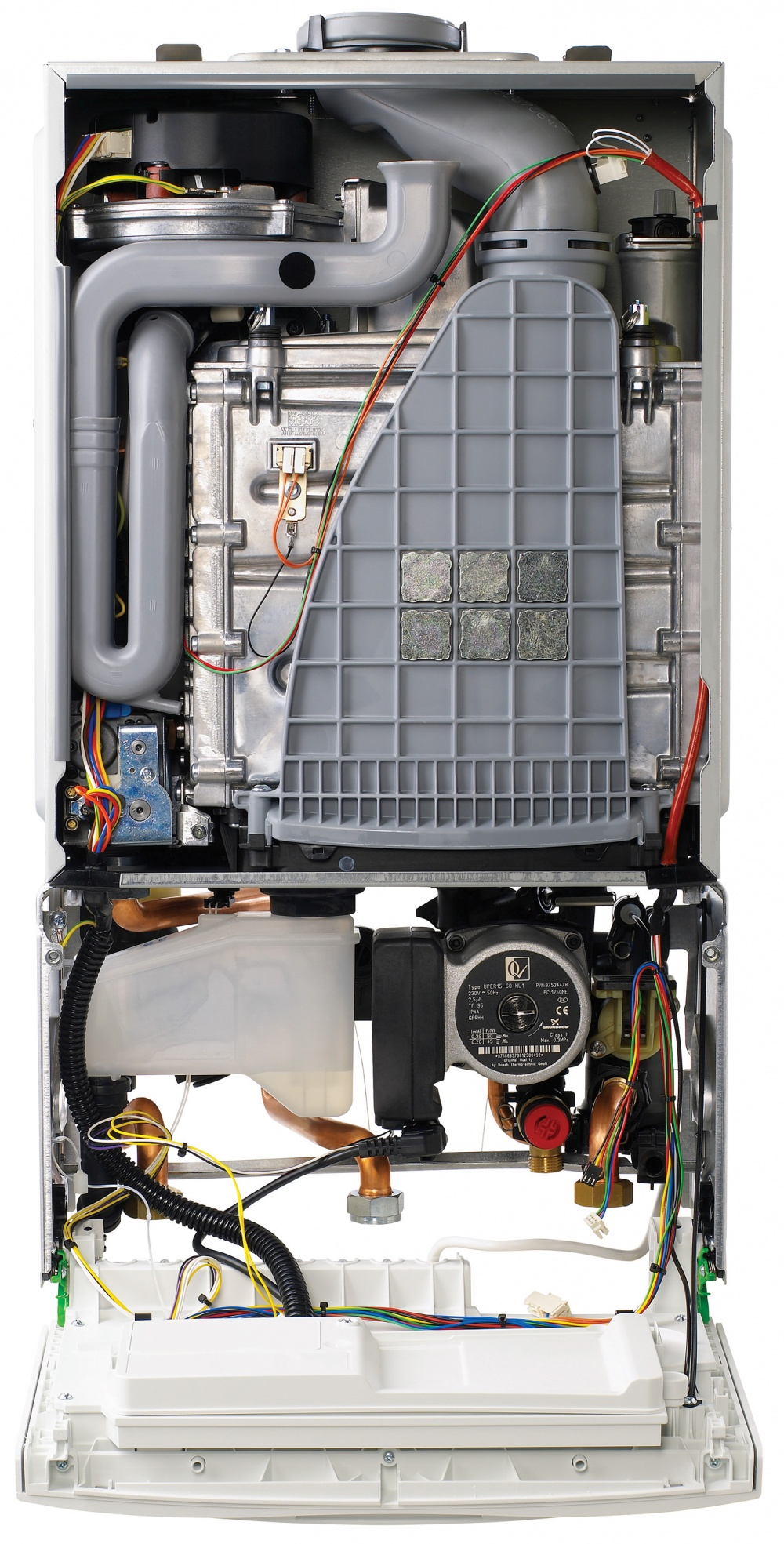 Boilers Worcester Bosch Group Piping Layout Engineer Responsibilities Internal View
