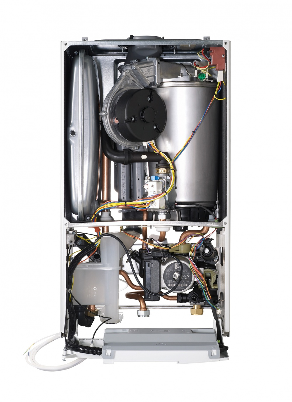 Wiring Diagrams Worcester Bosch Group Central Heating Boiler Diagram Internal View Gas System