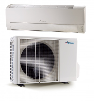 Greensource air to air heat pump