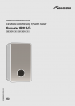 Greenstar 8000 Life System Installation and Maintenance Instructions