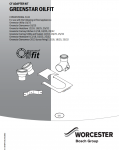 Oilfit Conventional Flue Adaptor Kit