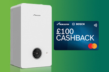 Get £100 Cashback on any Greenstar 2000