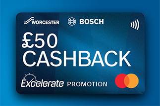 Get £50 Cashback on our new Green Storage WB Range Cylinders!