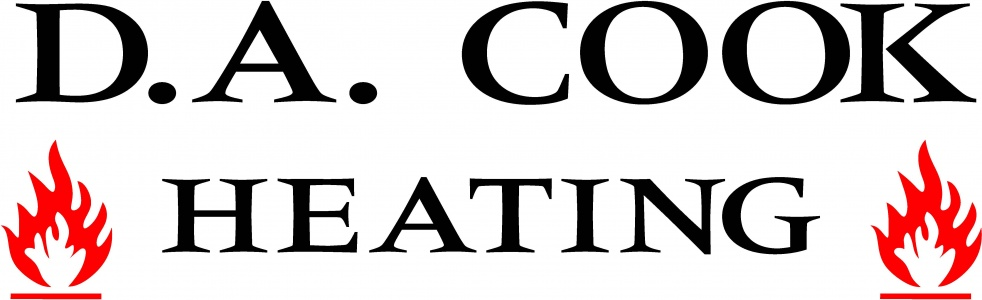 DA Cook Heating Ltd's Logo