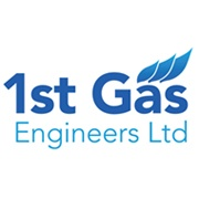 1st Gas Service Engineer's Logo