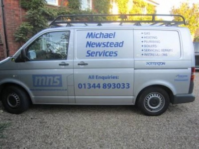 Michael Newstead Services's Logo