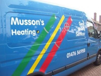 Mussons Heating Limited's Logo