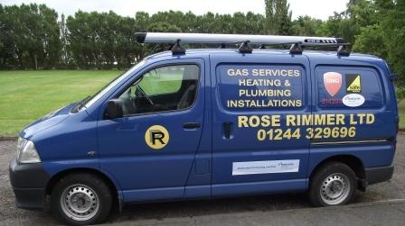 Rose Rimmer Ltd's Logo