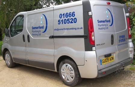 Somerford Plumbing & Heating Ltd's Logo