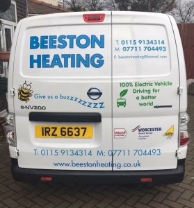 Beeston Heating's Logo