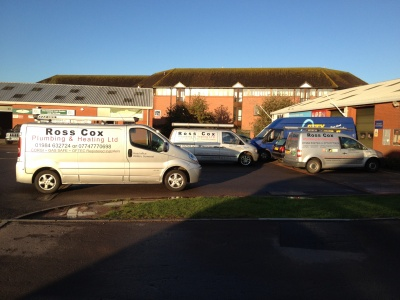 Ross Cox  Plumbing and Heating Ltd's Secondary Image
