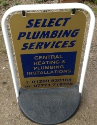 Select Plumbing Services's Logo