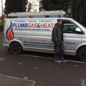 Plumb, Gas & Heat Ltd's Logo