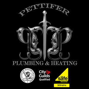 Pettifer Plumbing and Heating's Logo