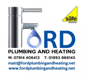 Ford Plumbing and Heating Ltd's Logo