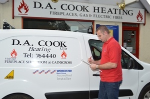 DA Cook Heating Ltd's Secondary Image