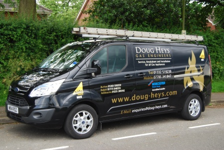 Doug Heys Gas Engineer Ltd's Logo