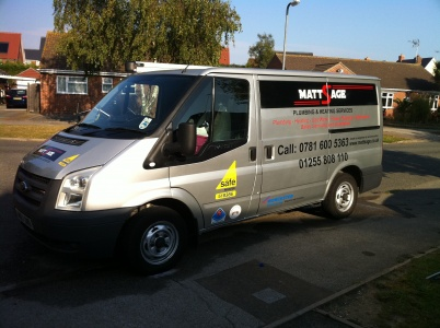 Matt Sage Plumbing & Heating Ltd's Secondary Image