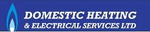 Domestic Heating & Electrical Services Ltd's Logo