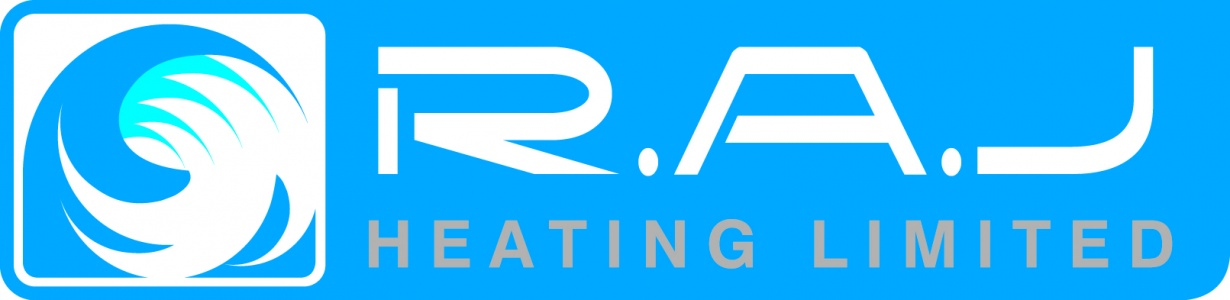 R A J Heating Ltd's Logo