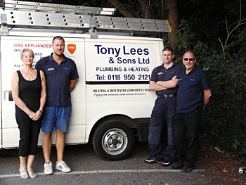Tony Lees & Sons Limited's Logo