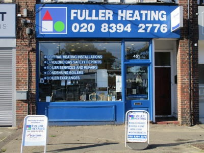 Fuller Heating's Secondary Image