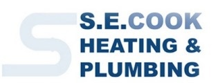 S E Cook Heating and Plumbing's Logo