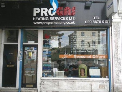 Progas Heating Services Ltd's Secondary Image