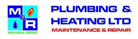 M & R Plumbing and Heating Ltd's Logo