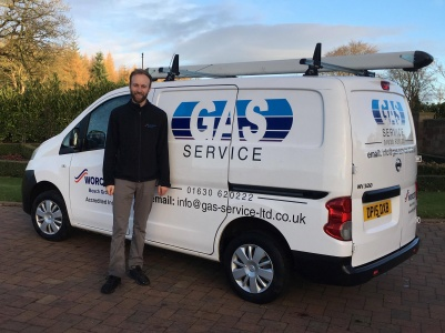 Gas Service Ltd's Secondary Image