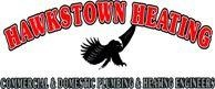 Hawkstown Heating's Logo
