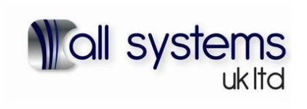 All Systems UK Limited's Logo