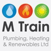 M Train Plumbing Heating and Renewables Ltd's Logo
