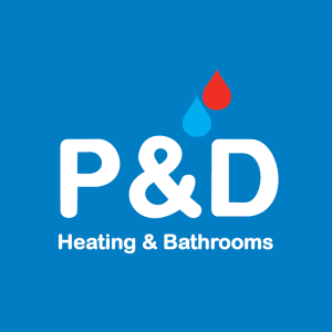 P & D Heating and Bathrooms Ltd's Logo