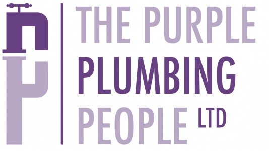 The Purple Plumbing People's Logo