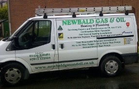 Newbald Gas & Oil's Logo