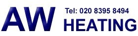 A W Heating's Logo