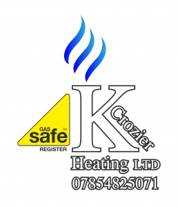 K Crozier Heating's Logo