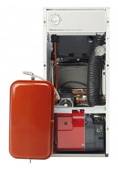 Greenstar Danesmoor System Utility Professional