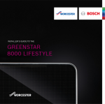 Greenstar 8000 Lifestyle Installer Brochure thumbnail